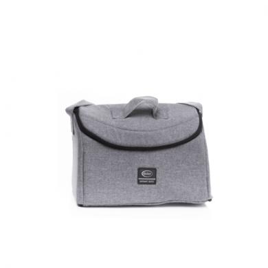 4 Baby Mama Bag Grey