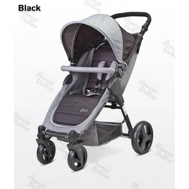 Sporinukas Caretero FOUR black