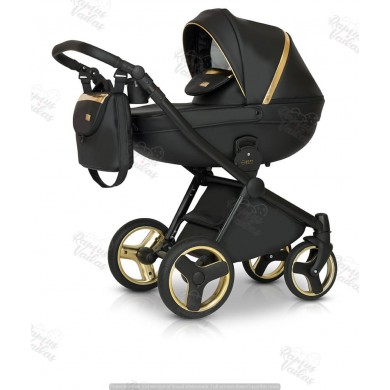 Verdi Mirage Soft BLACK&GOLD