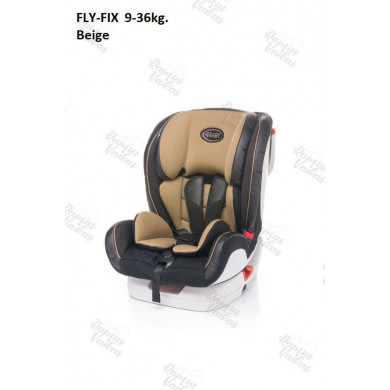 FLY-FIX  9-36kg.  Isofix