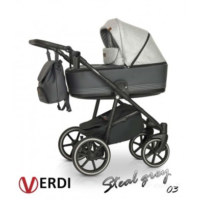 "Verdi LOGOS ""Steal grey"""
