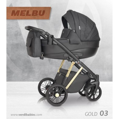 Verdi MELBU GOLD 3in1  Nr.G03