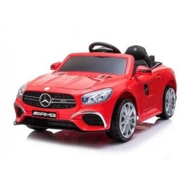 Mercedes AMG SL 63 Red