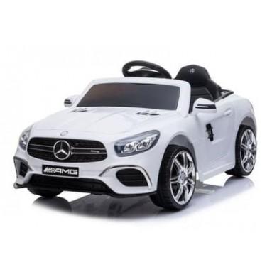 Mercedes AMG SL 63 White