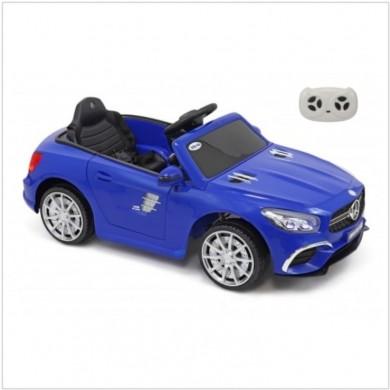 Mercedes AMG SL 63 Blue