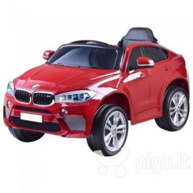 Elektromobilis BMW X6M  Red