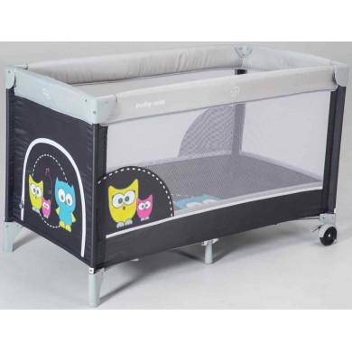 Maniežinė lovytė BABY MIX...